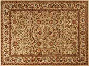Persian and Indian rugs share a similar history, but their paths diverged over the years