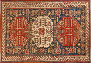 Kazak rugs are associated with geographical regions, not particular tribes of those areas, their history is older than our nation-states