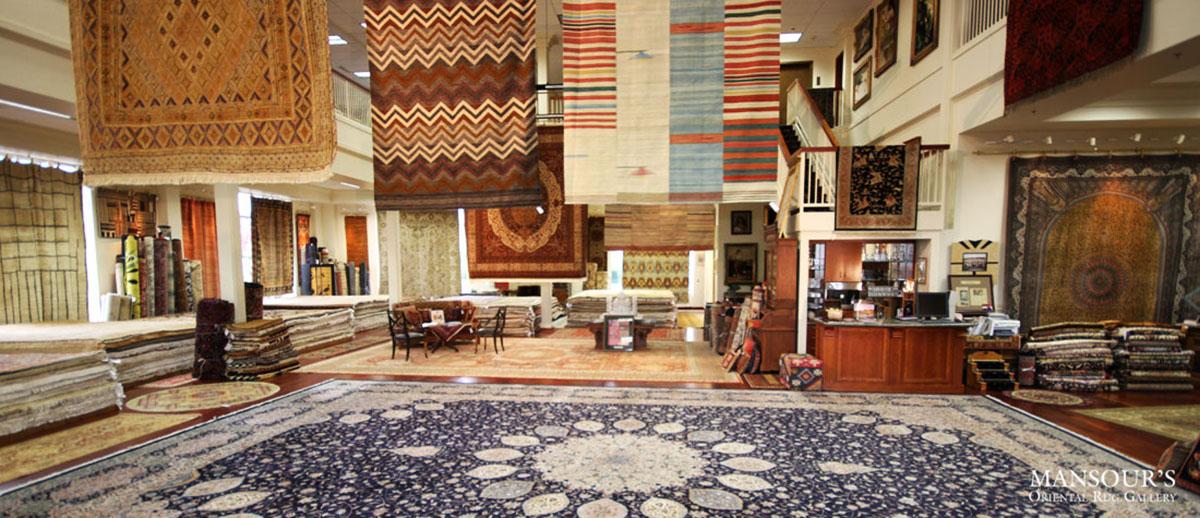 Mansour S Oriental Rug Gallery