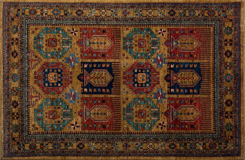 Afghanistan Kazak Mansour S Oriental Rug Gallery
